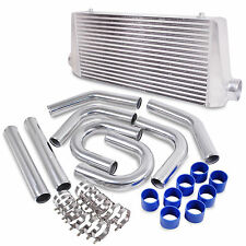 600x300x100mm FRONT MOUNT INTERCOOLER FMIC KIT FOR AUDI A3 A4 S3 RS4 TT QUATTRO