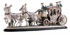 LLADRO LIMITED EDITION  HUGE 01001485  XVIIITH CENTURY COACH BRAND NEW IN A BOX