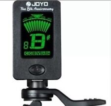 Guitar Tuner Clip On Guitar Tuner For Guitar Bass Ukulele By (JOYO NEW JT01 Uk)
