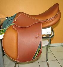 "Brand New DEVOUCOUX ""Biarritz"" Jumping Saddle"