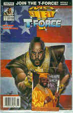 Mr. T and the T-Force # 4 (Norm Breyfogle, photo trading card) (USA, 1993)