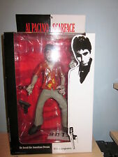 Al Pacino Scarface 10 Inch The Runner Mezco Sealed