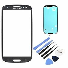 Black Replacement LCD Screen Glass Lens Samsung Galaxy S3 i9300 I747 T999 NEW