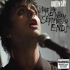 GREEN DAY-WAKE ME UP WHEN SEPTEMBER ENDS (PORT)  CDS NEW