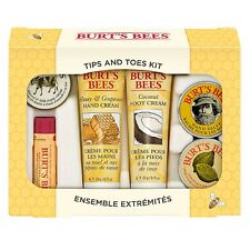 Burt's Bees Tips And Toes Kit 1 ea (Pack of 9)