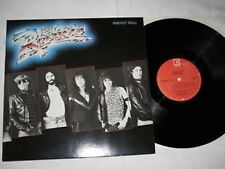 The Rockets Rocket Roll LP ELEKTRA Rec. Ger 1982 Classic Rock