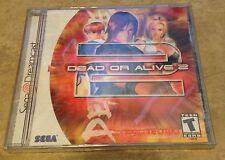 Dead or Alive 2 NEW factory sealed Sega Dreamcast