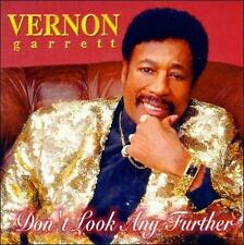 Garrett, Vernon: Don't Look Any Further  Audio Cassette