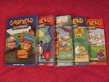 GARFIELD AND FRIENDS COMPLETE TV SERIES 1 - 5 DVD   BRAND NEW SEALED
