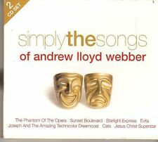 (FD302) Simply The Songs Of Andrew Lloyd Webber [Disc 2] - 2009 CD
