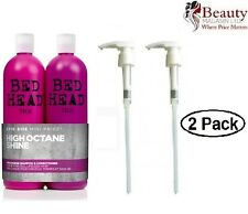 TIGI Bed Head Recharge Shampoo & Conditioner 750ml Tween & Two Free Pump