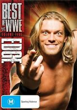 WWE Best Of WWE -  Edge  (NTSC Format DVD Region 4)