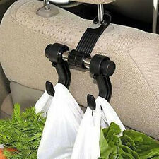 Car Vehicle Auto Visor Accessories bag Organizer Holder Hook Hanger
