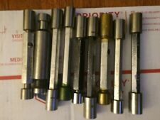 used lot GO NO GO GAGE plug guage 812,857,766,771,810,815,812,859,777,787 BO8-10
