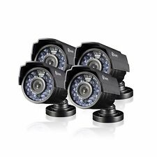 New Swann SRPRO-810AWB4-US , PRO-810 720p HD Bullet Security Cameras 4 PACK