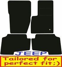 Jeep Grand Cherokee Overland DELUXE QUALITY Tailored mats 2005 2006 2007 2008 20