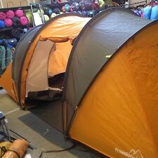 Freedom Trail Toco LX 4 man four berth tent 2 bedrooms central porch RRP £69.99