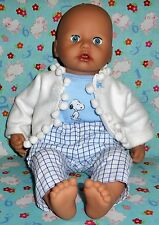 """New cute Snoopy dog dolls outfit clothes baby boy annabell alive reborn 19"""" 20"""""""
