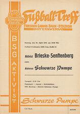 DDR-Liga 78/79 BSG Aktivist Schwarze Pumpe - BSG Aktivist Briese-Senftenberg