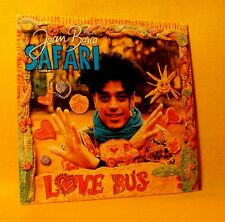 Cardsleeve Single cd Jean Bosco Safari Love Bus 2TR 1995 pop