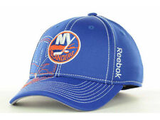 New York Islanders NHL Hockey Reebok Center Ice Flexfit Cap / Kappe NEU Size S/M