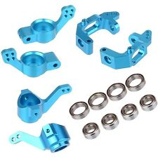 HSP RC 1/10 Car 02013 02014 02015 Blue Upgrade Part 102010 102011 102012