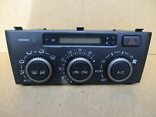 LEXUS IS200 A/C Heater Control Panel Switches 88650-53060 177300-5762