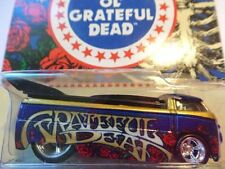 1/64 Hot Wheels Volkswagen VW Greatful dead Drag Bus Truck