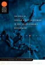 The Role of Foreign Direct Investment in East Asian Economic Developme-ExLibrary