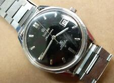 Rare Vintage Titoni Airmaster Midsize Black Dial Rotomatic Watch (TP159)