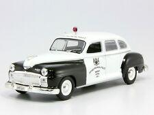 Chrysler De Soto 4-Door Sedan Ontario Provincial Police Canada 1938 DeAgostini
