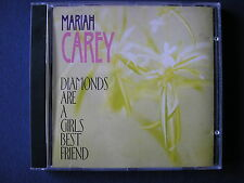 CD Mariah Carey diamond are a girls best friend Live in USE 1994