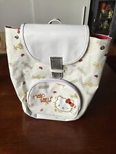 Funko Pop Hello Kitty Backpack Bag White Vinyl Ruby Zip Pouch Super Cute Sanrio