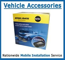 Steelmate pts400ex rear sensor kit and nationwide installation