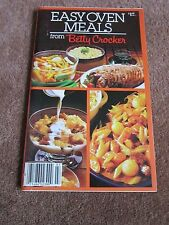 1980's Cookbook Rum Baked Pineapple,Savory Pot Roast with Sour Cream Gravy MORE!