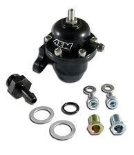 AEM Fuel Pressure Regulator Honda Accord CL Civic S2000 Del Sol 25-301BK