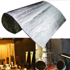 "40""x40"" 6mm Acoustic Soundproof Sound Absorption Pyramid Studio Insulation mat"