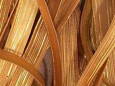 LITZE TRESSE LINIENTRESSE GOLD