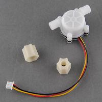 1X  Durchflusssensor Durchflussmengenmesser Durchflussmesser kleine Flüssigkeits