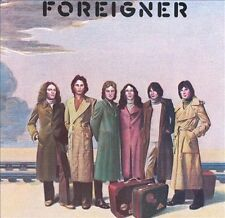 Foreigner by Foreigner (CD, Sep-1995, Atlantic)  LIKE NEW   DB2108
