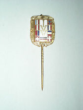 PIN BADGE ABZEICHEN IVV EMAIL SMALTO  Internationaler Volkssportverband