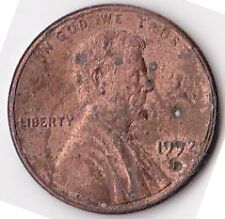 United States of America 1 Cent Coin 1992