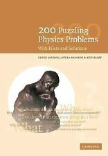 200 Puzzling Physics Problems: With Hints and Solutions, P. Gnädig, G. Hony