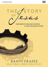 The Story of Jesus: A DVD Study: Experience the Life of Jesus as One Seamless