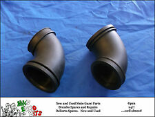 MOTO GUZZI 1000S / LEMANS IV / LEMANS 1000   AIR INTAKE SLEEVE (x2)