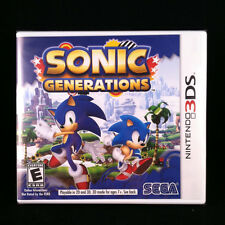 Sonic Generations  (Nintendo 3DS) Brand New