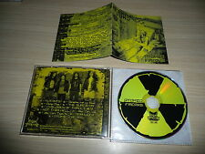 @ CD ATOMIC ROAR - ATOMIC FREAKS / BESTIAL INVASION RECORDS 2010