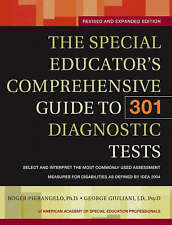The Special Educator′s Comprehensive Guide to 301 Diagnostic Tests, Roger