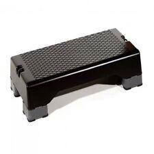 Aerobic Exercise Stepper Cardio Workout Platform Adjustable Fitness Step Riser