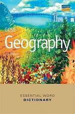 GCSE Geography Essential Word Dictionary by Hodder Education (Paperback, 2001)